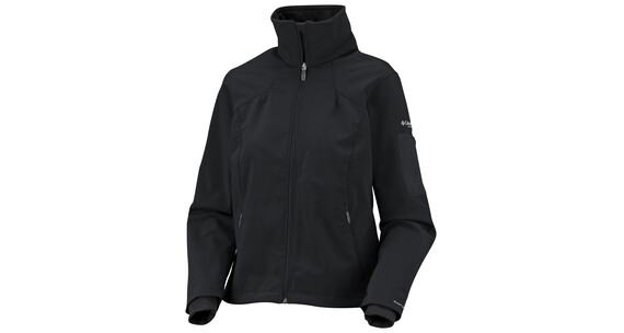 Columbia Women's Code 9 Softshell black